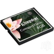 Kingston Compact Flash Memory Card Standard 4GB - CF/4GB | Accessories for Mobile Phones & Tablets for sale in Nairobi, Nairobi Central