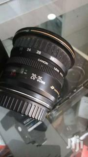 Ex UK Clean Canon Wide Angle Lens 20-35 AF/MF 3.5 | Cameras, Video Cameras & Accessories for sale in Nairobi, Nairobi Central