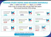 CPA NOTES | Classes & Courses for sale in Nairobi, Nairobi Central