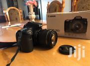 Canon 70D With An 18-55mm Lens | Cameras, Video Cameras & Accessories for sale in Nairobi, Kileleshwa