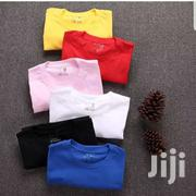 Plain Round Neck T-shirts | Clothing for sale in Nairobi, Nairobi Central