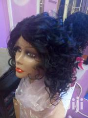 Semi Human Curly Lace Wig | Hair Beauty for sale in Nairobi, Nairobi Central
