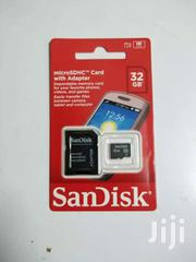 Sandisk 32GB Memory Card | Accessories for Mobile Phones & Tablets for sale in Nairobi, Nairobi Central