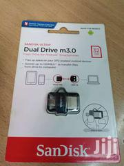 32 GB Sandisk Ultra OTG Dual Drive | Accessories for Mobile Phones & Tablets for sale in Nairobi, Nairobi Central
