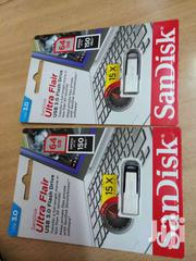64 GB Sandisk Flash Disk Ultra-flair USB 3.0 Flash | Computer Accessories  for sale in Nairobi, Nairobi Central