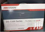 Hikvision Turbo HD 8 Channel DVR DS 7108 - White | Cameras, Video Cameras & Accessories for sale in Nairobi, Nairobi Central