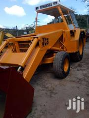 JCB 3c Shovel  Fully Manual In Perfect Working Condition. Exuk Respray | Manufacturing Materials & Tools for sale in Nairobi, Ruai