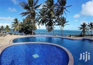 Furnished Beach Front One Bedroom Duplex