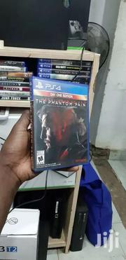 Metal Gear Solid V  Phantom Pain For Ps4 | Video Games for sale in Nairobi, Nairobi Central
