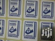 Get KEBS Stickers Printed By Us | Computer & IT Services for sale in Nairobi, Nairobi Central