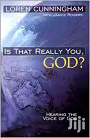 Is That Really You  God-loren Cunningham | Books & Games for sale in Nairobi, Nairobi Central