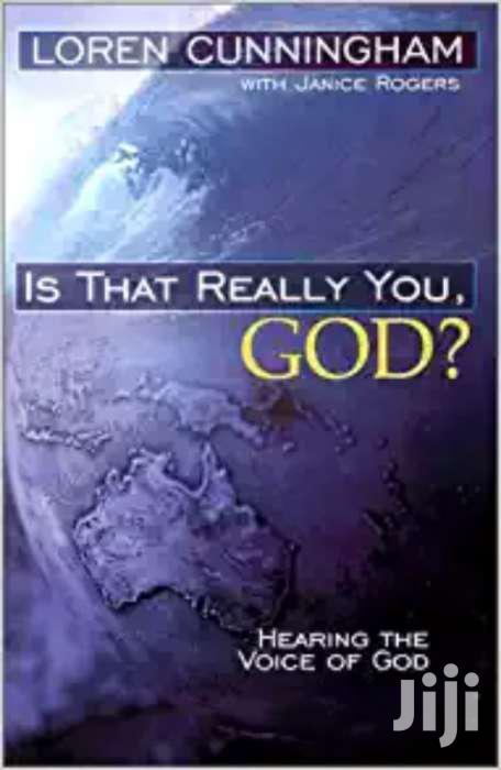 Is That Really You  God-loren Cunningham