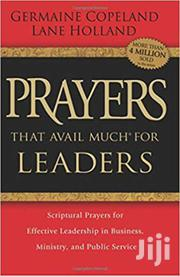 Prayers That Avail Much For Leaders -germaine Copeland Lane Holland | Books & Games for sale in Nairobi, Nairobi Central