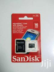 Sandisk 16GB Memory Card | Accessories for Mobile Phones & Tablets for sale in Nairobi, Nairobi Central