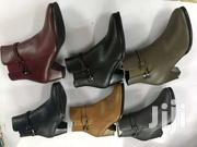 NEW WOMEN LEATHER BOOTS | Shoes for sale in Nakuru, Bahati