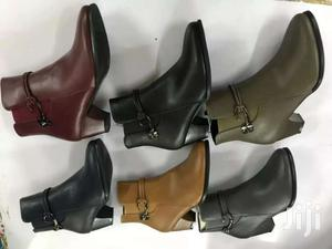 NEW WOMEN LEATHER BOOTS