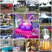 Tents Tables Chairs Balloon Decoration Arch Modelling Chiavari | Party, Catering & Event Services for sale in Nairobi, Parklands/Highridge