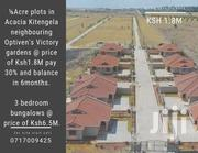 ⅛ Acre Plots For Sale In Acacia Kitengela | Land & Plots For Sale for sale in Kajiado, Kitengela