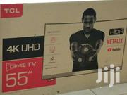 Tcl 55 Inches Smart Curved 4k TV | TV & DVD Equipment for sale in Nairobi, Nairobi Central