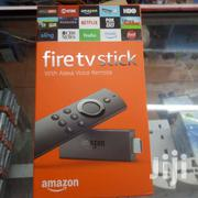 Amazon Fire TV Stick With Alexa Voice Remote, Streaming Media Player | TV & DVD Equipment for sale in Nairobi, Nairobi Central