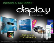 Large Format Outdoor And Indoor Advertising | Other Services for sale in Nairobi, Landimawe