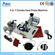 Generic 8 In 1 Combo Heat Press Machine | Manufacturing Equipment for sale in Nairobi, Nairobi Central