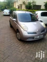 Nissan March 2008 Gray | Cars for sale in Nairobi, Parklands/Highridge