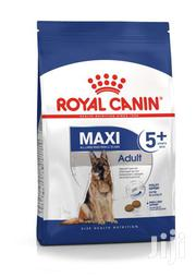 ROYAL CANIN MAXI DOG 5+ FOOD – 4KG | Pet's Accessories for sale in Nairobi, Kitisuru
