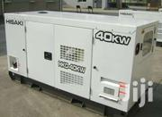 50 Kva Silent Generator Hisaki | Electrical Equipments for sale in Nairobi, Embakasi