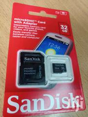 32 GB Sandisk Memory Card | Accessories for Mobile Phones & Tablets for sale in Nairobi, Nairobi Central