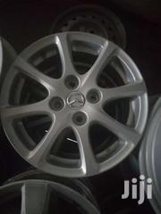 Mazda Silver Sport Rim Size 15 Set | Vehicle Parts & Accessories for sale in Nairobi, Nairobi Central