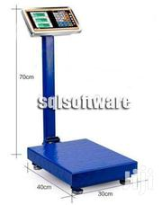Electronic Weighing 100kg Pricing Platform Bench Scale (Metal) | Manufacturing Equipment for sale in Nairobi, Nairobi Central