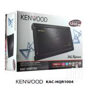 HQR1004 Kenwood 1200 Watts 4 Channels Amplifier Deep Bass | Vehicle Parts & Accessories for sale in Nairobi, Nairobi Central