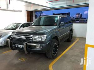 2005 Toyota Land Cruiser 100 Series Fully Loaded
