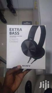 Sony Extra Bass Wired Headphones | Accessories for Mobile Phones & Tablets for sale in Nairobi, Nairobi Central