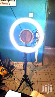Powerful 18inch Battery And Electrical Powered Ring Light For Filming | Cameras, Video Cameras & Accessories for sale in Nairobi, Karen