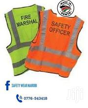 BRANDED REFLECTOR VESTS | Clothing for sale in Nairobi, Nairobi Central