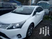 Toyota Avensis 2012 White | Cars for sale in Nairobi, Makina