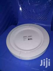 26.5cm Luminarc  Set Of 6 Extra Resistant Everyday Dinner Plates   Kitchen & Dining for sale in Nairobi, Pangani