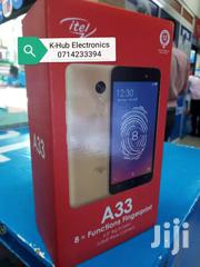 Itel A33 New 16GB 1GB Ram~ With Fingerprint 5MP Camera+Delivery√   Mobile Phones for sale in Nairobi, Nairobi Central