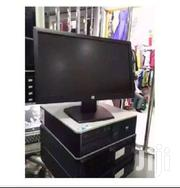 Full Desktop Computer With 4GB 500gb With 19 Inch Wide Monitor | Laptops & Computers for sale in Nairobi, Nairobi Central