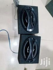 Sony Oval  Speakers In Well Built Cabinets For Perfect Midrange | Vehicle Parts & Accessories for sale in Nairobi, Nairobi Central