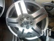 Vw Toureg Silver Sport Rim Size 18 Set | Vehicle Parts & Accessories for sale in Nairobi, Nairobi Central
