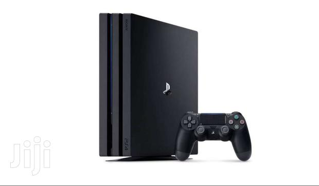 Archive: Sony Playstation 4 Gaming Console 500GB. New Sealed