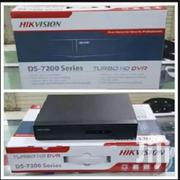 Hikvision 8channel Full HD DVR (White) | Cameras, Video Cameras & Accessories for sale in Nairobi, Nairobi Central