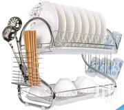 Stainless Steel 2 Layers Dish Rack | Kitchen & Dining for sale in Nairobi, Nairobi Central