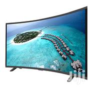 "Vision Plus VP8843C - 43"" - FHD Smart Curved, Android LED TV - Black 