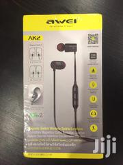 Awei AK2 Bluetooth Earphones   Accessories for Mobile Phones & Tablets for sale in Nairobi, Nairobi Central