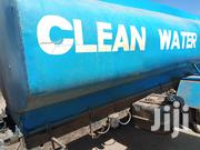 Clean Water Tanker Supply Services | Cleaning Services for sale in Nairobi, Karura