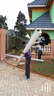 MODERN PVC GUTTERS WITH ENOUGH DEPTH AND SHAPE TO COLLECT MORE WATER | Home Appliances for sale in Kiambu, Githunguri